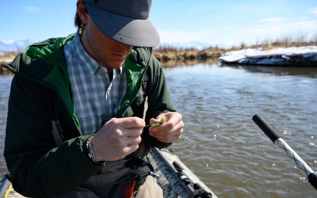 4/18/2020 Bozeman, MT Fly Fishing Report