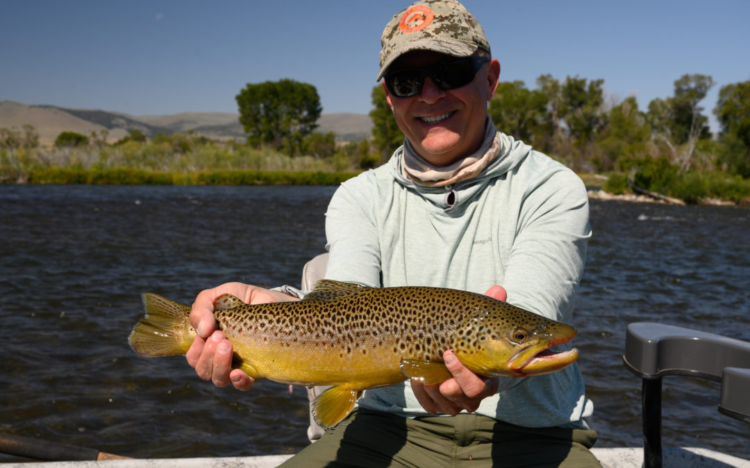 September 2019 Montana Fly Fishing Forecast