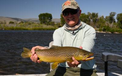 September 2019 Montana Fly Fishing Forecast