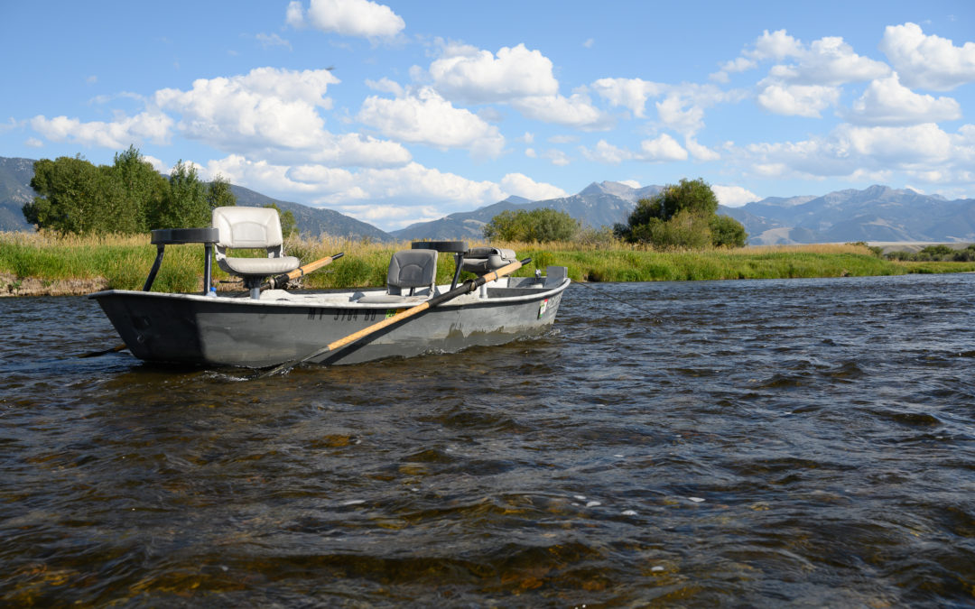 Bozeman, MT Fly Fishing Report 9/15/19