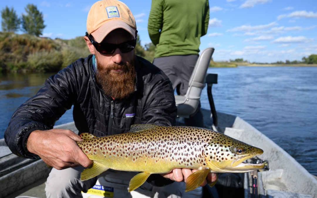 October 2019 Montana Fly Fishing Forecast