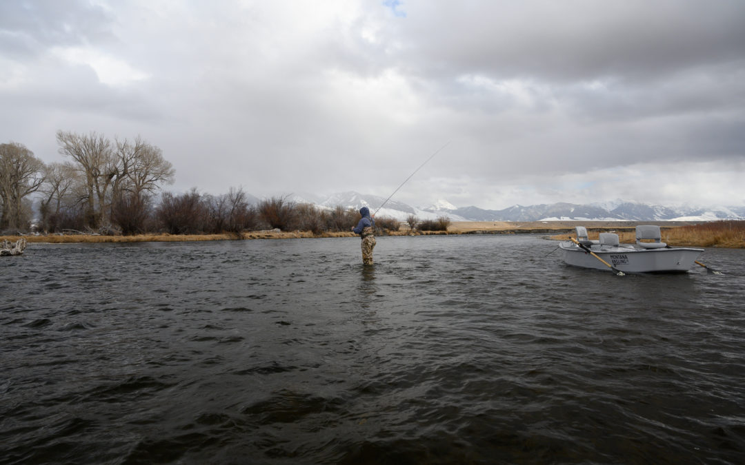 Bozeman, MT Fly Fishing Report 3/9/20