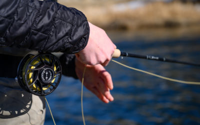 Montana Fly Fishing Skills: Learn How to Cast a Fly Rod