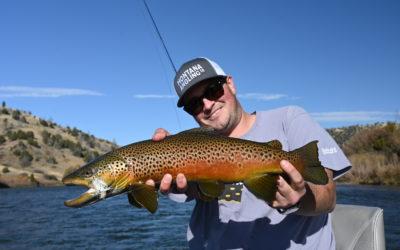 Bozeman, MT Fly Fishing Report 10/17/19