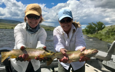 Madison River Summer Fly Fishing Trips