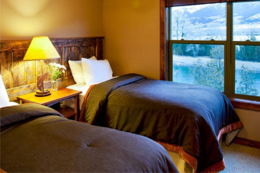 Yellowstone Valley Lodge Cabin