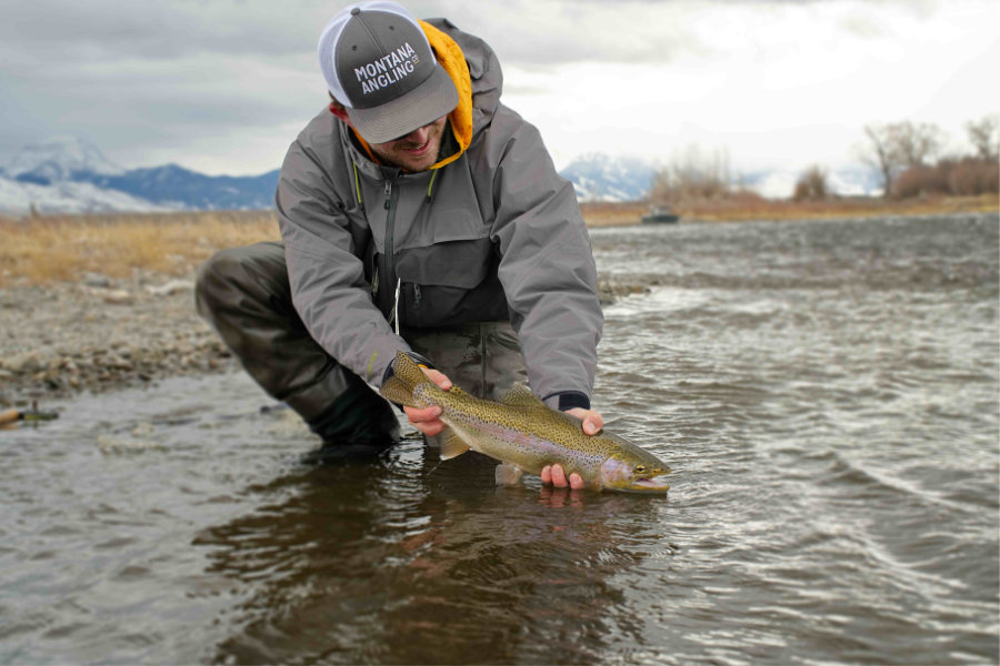 angler-madison-river-rainbow-trout