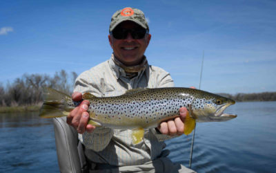 2020 Missouri River Fly Fishing Trips