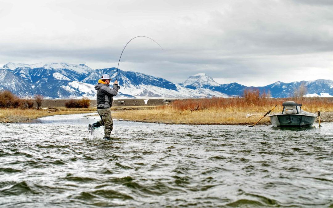 Bozeman, MT Fly Fishing Report 11/6/18