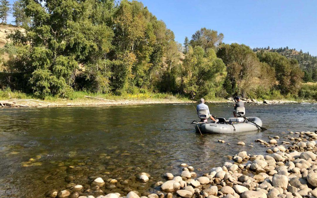 Bozeman, Montana Fly Fishing Report 5/23/18