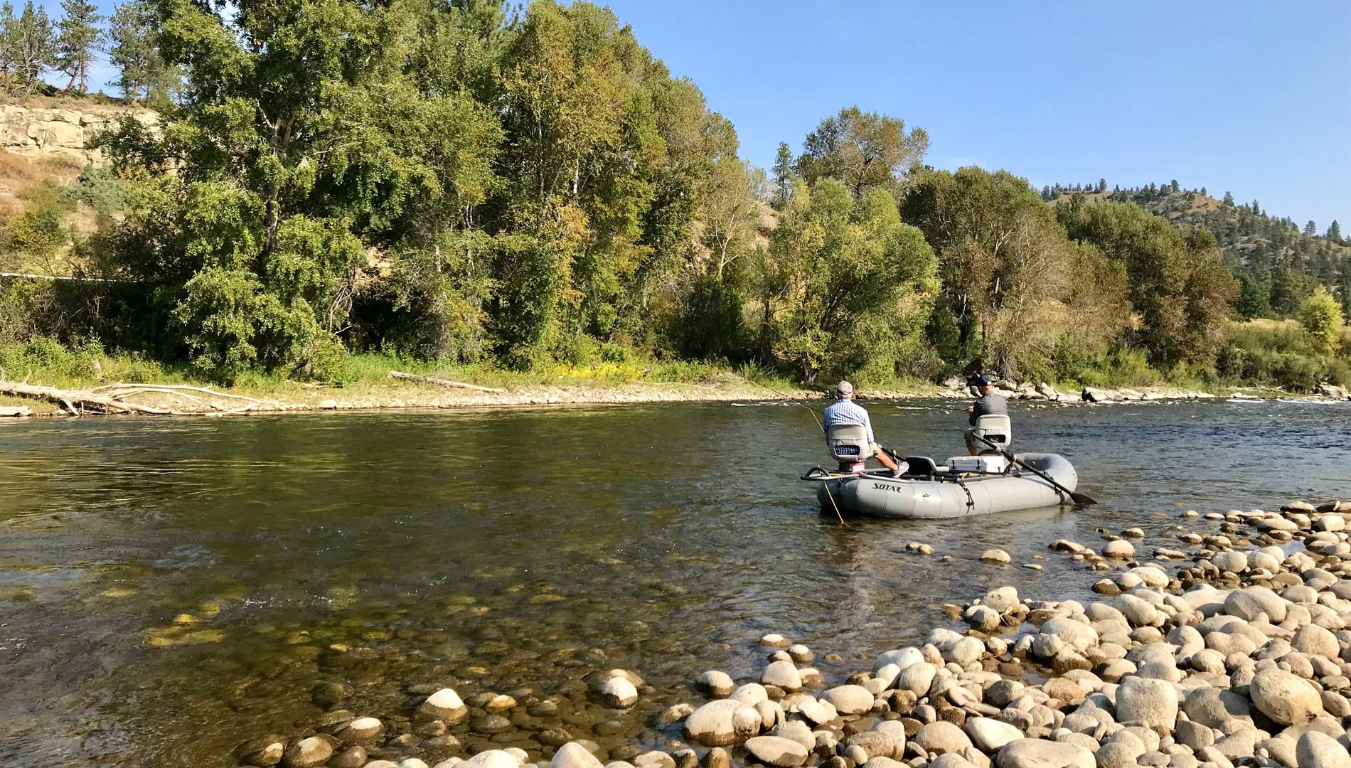 bozeman fishing report